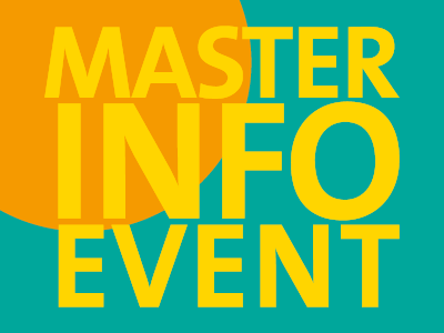 Master-Info-Event 6.11.2019